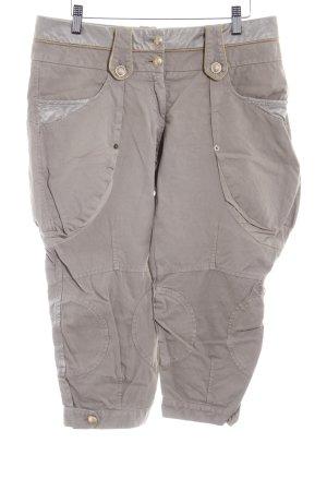 Pinko Pantalon cargo beige style boyfriend