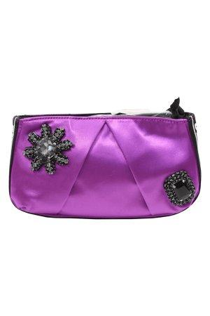 Pinko Clutch in Violett