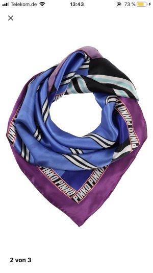 Pinko Silk Cloth multicolored silk