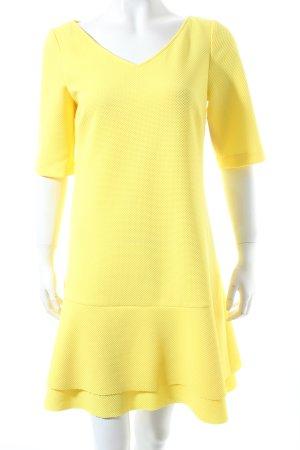 Pinko Kleid gelb Casual-Look