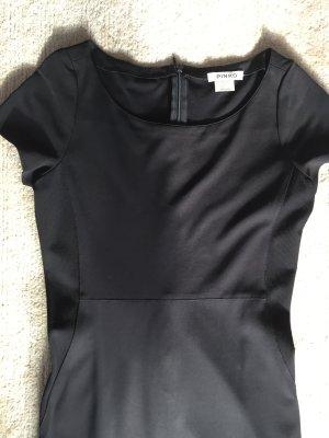 Pinko Vestido elástico negro