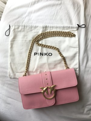 Pinko Love Bag rosa