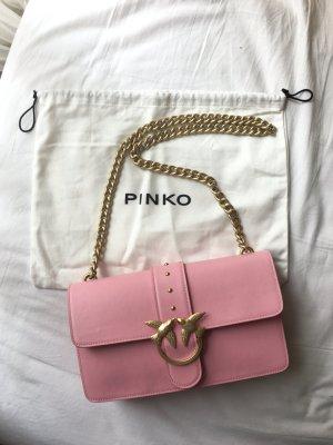 Pinko Love Bag rosa