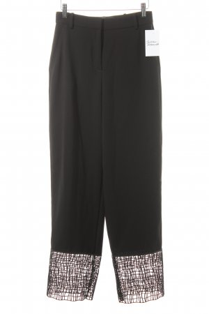 Pinko Marlene Trousers black casual look