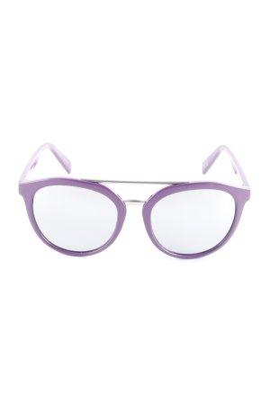 Pinko Pilot Brille lila Casual-Look