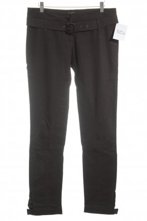 Pinko Riding Trousers anthracite rider style