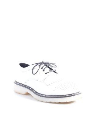 Pinko Schnürschuhe weiß