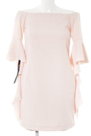 Pinko Off-The-Shoulder Dress pink elegant