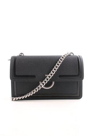 Pinko Schultertasche schwarz Elegant