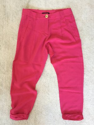 Pinko 7/8 Length Trousers raspberry-red