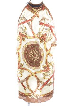 Pinko Haut en soie motif embelli style décontracté