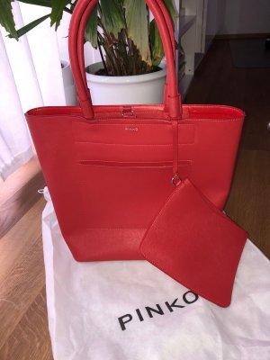 PINKO Shopper aus Leder