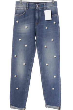 Pinko Skinny Jeans blue casual look