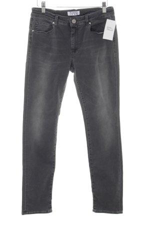 Pinko Slim Jeans grau-dunkelgrau Casual-Look