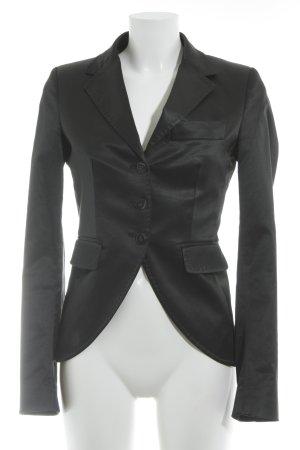 Pinko Blazer de esmoquin negro estilo «business»