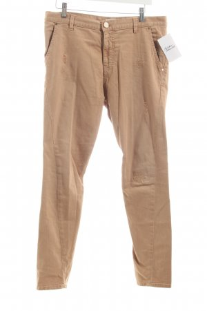 Pinko Stretch Jeans beige casual look