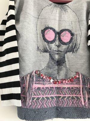 PINKO Sweatshirt/ Pullover mit Motiv