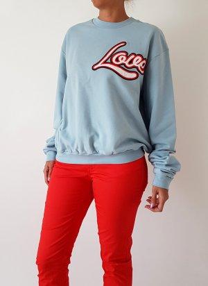Pinko Sweatshirt Pullover Pulli Gr L