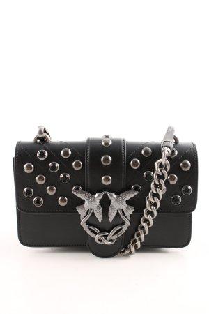 Pinko Umhängetasche schwarz Elegant