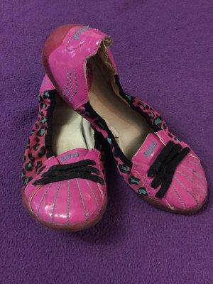 Pinky Killah Ballerinas