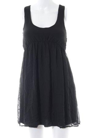 Pins and Needles A-Linien Kleid schwarz Casual-Look