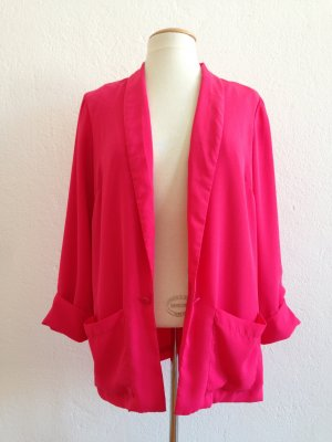 Pins and Needles Blazer, Boyfriend-Blazer, pink, Gr.L