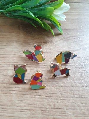 Broche multicolor