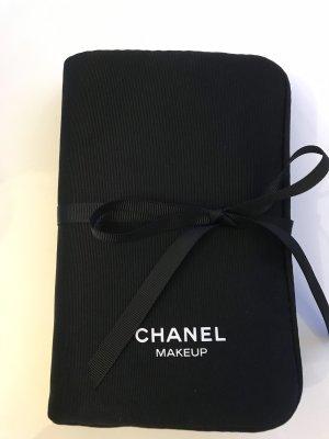 Chanel Stoffen tas zwart