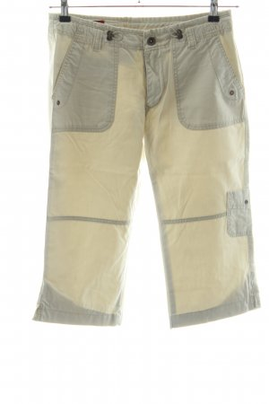 Pioneer 3/4 Length Trousers natural white casual look