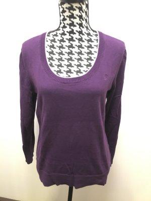PIONEER Pullover violett, Gr. XL guter Zustand