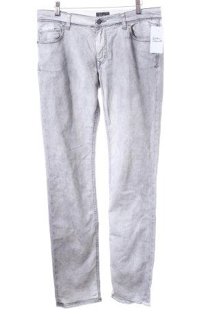 """Pioneer Slim jeans """"Karen"""" grijs"""