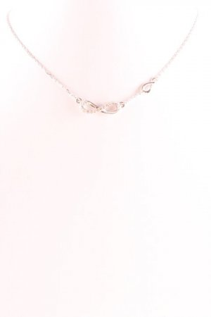 Pippa & Jean Ketting zilver casual uitstraling