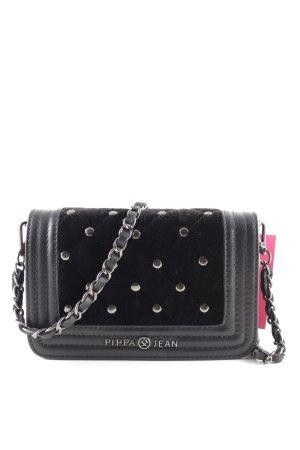 Pippa & Jean Mini sac noir style décontracté