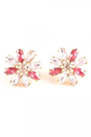 Pippa & Jean Ear stud floral pattern casual look