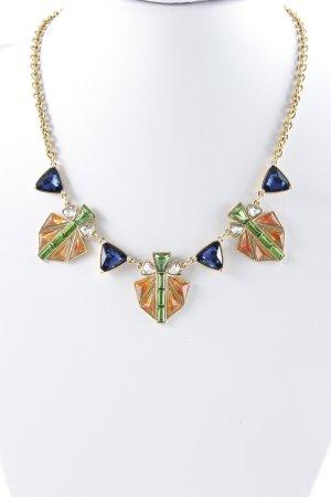 Pippa & Jean Collier incrusté de pierres multicolore style décontracté