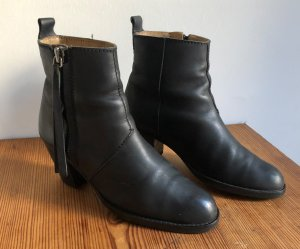 Acne Ankle Boots black leather