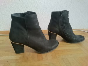 Pistol Boots mit goldener Applikation