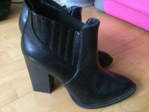 Pistol Boots/Stiefeletten Spitz