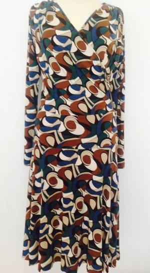 Piu Piu Kleid Gr.36/38 mehrfarbig