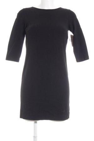 Piú & Piú Minikleid schwarz Elegant