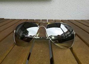 Plaintiff Sonnenbrille Pilotenbrille verspiegelt