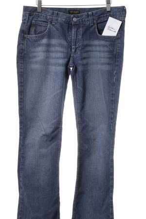 Planet Straight-Leg Jeans blau Casual-Look