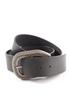 Planet Waist Belt black business style