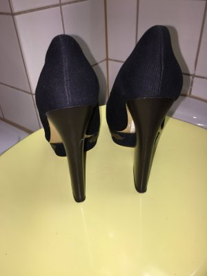 Plateau Absatz/ Nine West