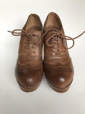 Plateau ankle boots, Stiefeletten