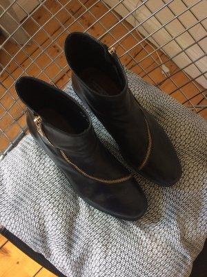 Plateau Boots schwarz & other stories wie neu