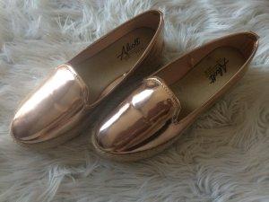 Alcott Ballerinas rose-gold-coloured