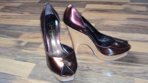 Plateau High Heel/ Peep-toe / Pumps, Gr. 38 *NEU* Jessica Simpson