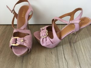 Plateau High Heels Guess