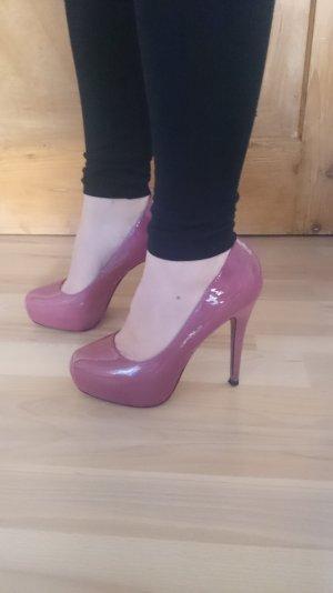 Plateau High Heels in rosa von STEVE MADDEN, Größe 36